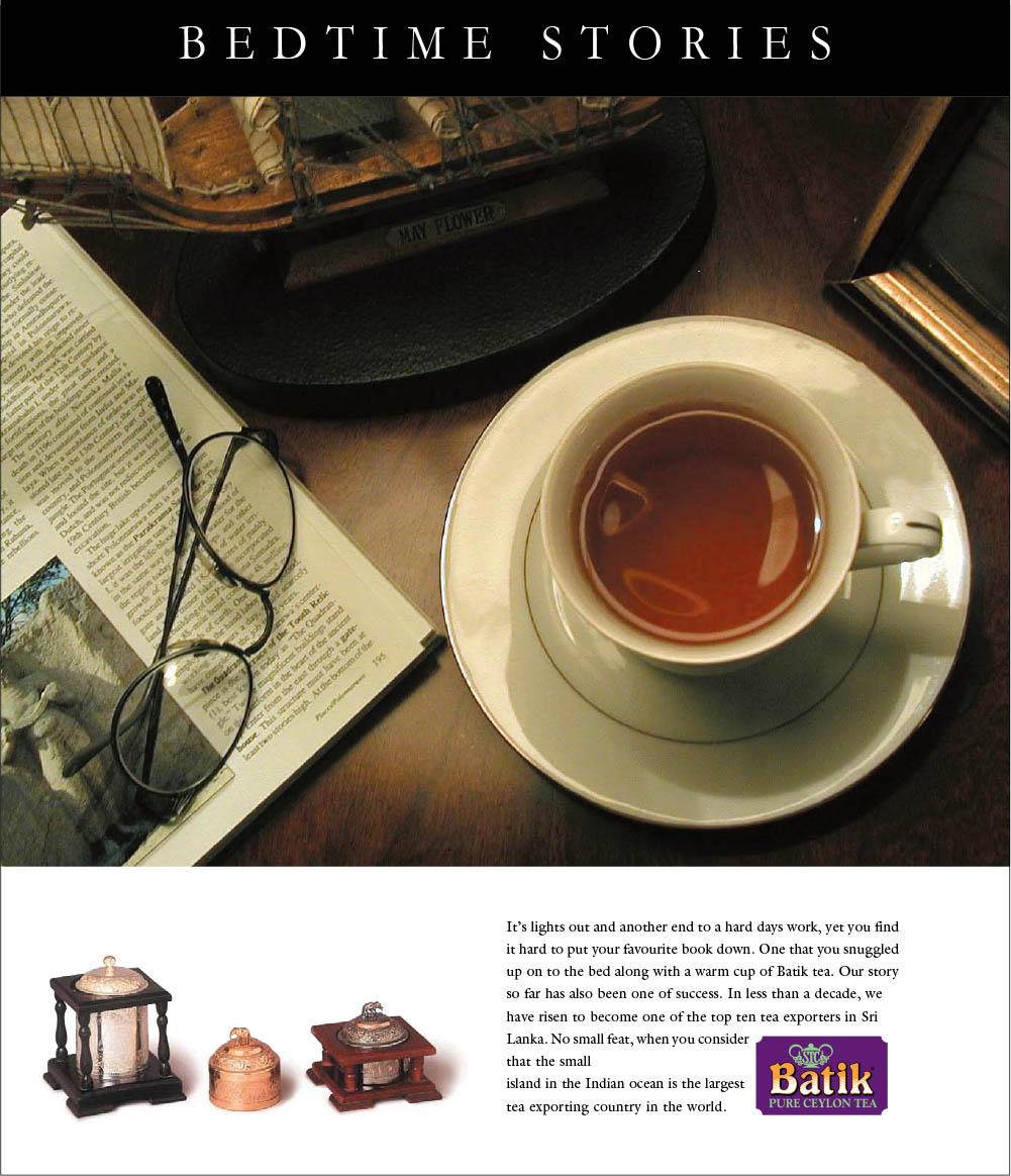 Batik Tea