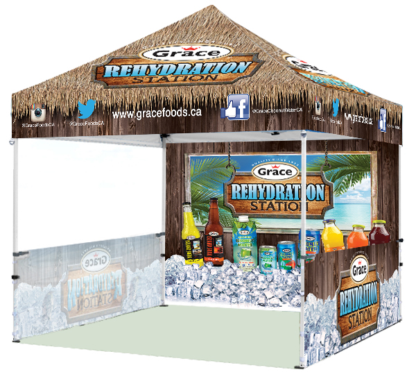Outdoor Tents & Displays