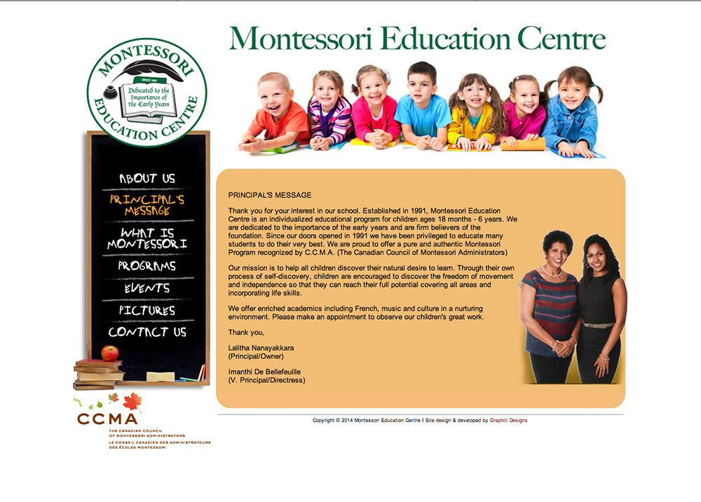 Montessori Education Centre